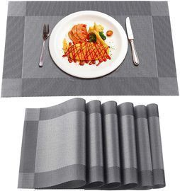 Placemats for Table-Set of 6