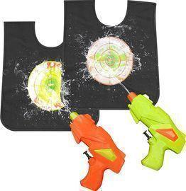 Water Guns and Vests