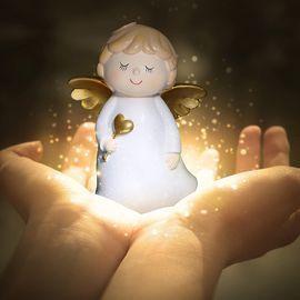 Handmade Angel Collectible Figurine