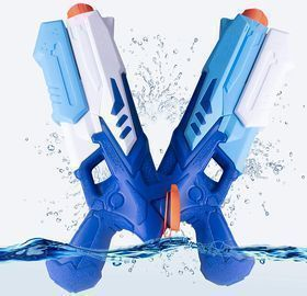 Super Squirt Soaker Water Guns - 2 Pack