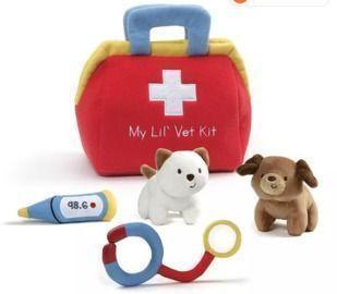 Baby Gund My Lil' Vet Kit Playset