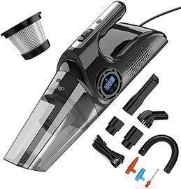Portable Air Compressor Pump/Vacuum