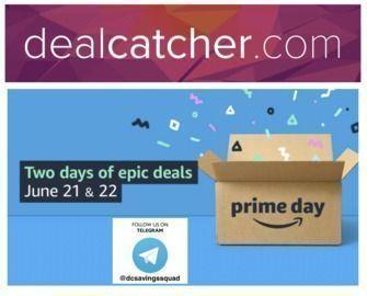 Amazon - Prime Day Coming Soon! Follow Us on Telegram