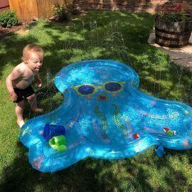 Octopus Sprinkler Pad