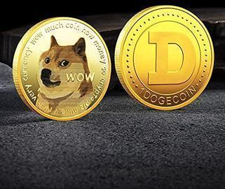 Dogecoin Gold Commemorative Coins