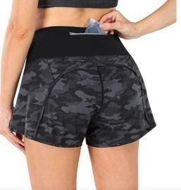 Running Yoga Hiking Shorts with Pockets