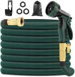 Expandable Garden Hose 50ft with 10 Function Nozzle