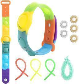 Stress Relief Wristband Fidget Toys