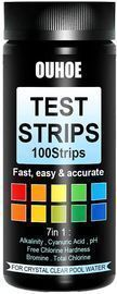 Swimming Pool PH Test Paper - 100 Pieces