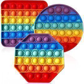 Push Bubble Toys