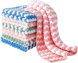 Kitchen Dish Towels - 6 Pack