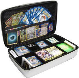Large 2300+ Playing Cards Case Portable Organizer