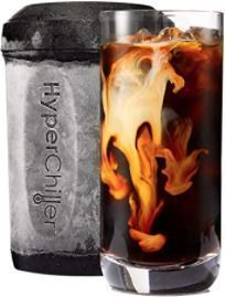 HyperChiller Maxi-Matic Patented Instant Coffee/Beverage Cooler