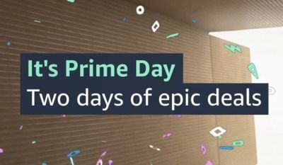 Amazon - It's Prime Day! 2 Days of Epic Deals