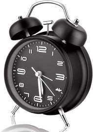 Twin Bell Alarm Clock with Night Light for Heavy Sleepers