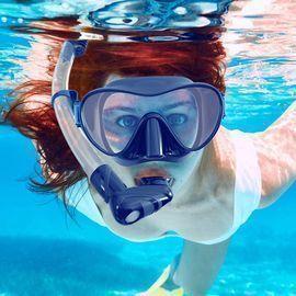 Top Snorkel Mask
