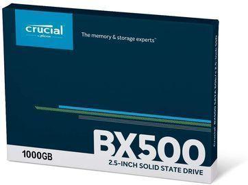 Prime Exclusive: Crucial BX500 1TB 3D NAND SATA 2.5-Inch Internal SSD