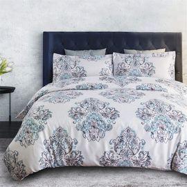 Spring Bloom Pattern Comforter