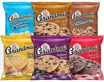 Prime Exclusive: Grandma's Cookies Variety Pack of 30