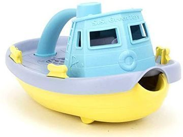 Prime Exclusive: Green Toys Tugboat