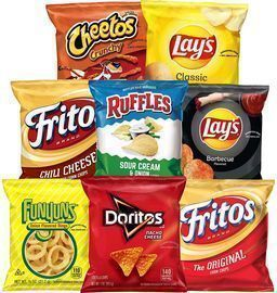 Prime Exclusive! 40 Count Frito-Lay Party Mix, Variety Pack