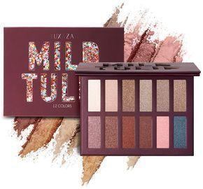 Prime Day Deal: Matte Shimmer Metallic Eyeshadow Palette