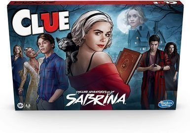 Hasbro Gaming Clue: Chilling Adventures of Sabrina Edition