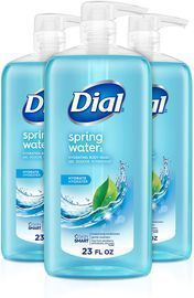 Dial Body Wash  Spring Water -Pack Of 3