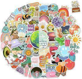 100pk Vinyl Stickers + 50pk Vinyl Stickers