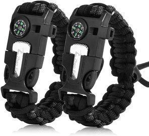 Survival Bracelet- 2 Pcs