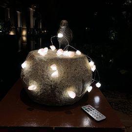 10' Fairy Crystal String Lights