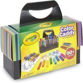 Prime Exclusive: Crayola Color Caddy Art Set