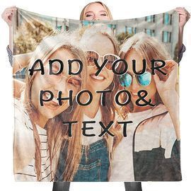 Personalized Blanket with Photo