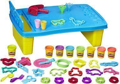 Prime Exclusive: Play-Doh Play 'N Store Kids Play Table