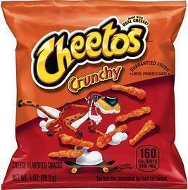40pk of Cheetos Crunchy Cheese Flavored Snacks