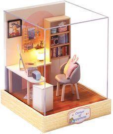 Miniature Dollhouse DIY Kits