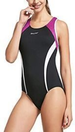 Athletic Boy Short One Piece Swimsuits