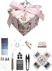 Sewing Kit of Accessories and Supplies