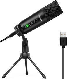 Computer Microphone USB With Mute