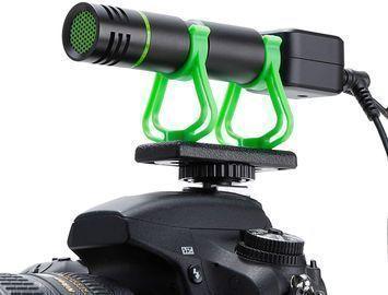 Shotgun Video Recording Microphone