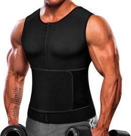 Mens Waist Trainer Workout Trimmer Belt
