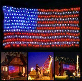 LED Flag Net Lights