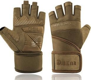 Padded Workout Gloves