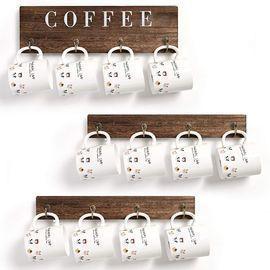 Wall Coffee Mug Holder