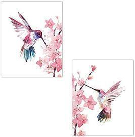 Hummingbird Prints -Set of 2