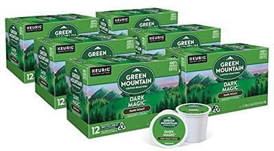 Green Mountain Coffee Roaster Single-Serve Keurig K-Cup Pod 72-Pack
