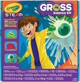 Crayola Gross Science Kit for Kids