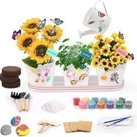 Paint & Plant Grow Kit
