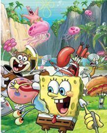 Spongebob Diamond Painting