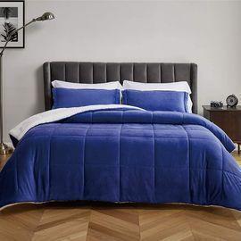 Sherp Comforter Set- 3 Pieces